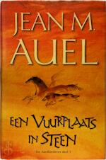 Een vuurplaats in steen - Jean M. Auel (ISBN 9789022985946)