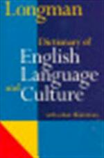 Longman dictionary of English language and culture - Della Summers (ISBN 9780582237209)