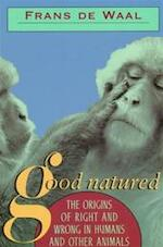 Good Natured - The Origins of Right & Wrong in Humans & Other Animals (Paper) - Frans De Waal (ISBN 9780674356610)