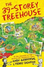 39-Storey Treehouse - Andy Griffiths (ISBN 9781447281580)