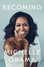 Becoming - Michelle Obama (ISBN 9780241334140)