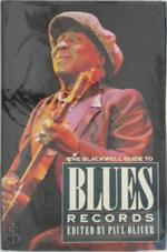 The Blackwell Guide to Blues Records - Paul Oliver (ISBN 9780631165163)