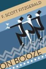 On Booze - f. scott fitzgerald (ISBN 9781447202486)