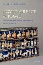 Egypt, Greece, and Rome - Charles Freeman (ISBN 9780199651924)