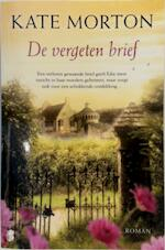 De vergeten brief - Kate Morton (ISBN 9789022581667)
