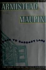 Back to Barbary Lane - Armistead Maupin (ISBN 9780060166496)