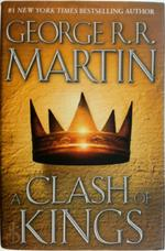 A Clash of Kings - George R. R. Martin (ISBN 9780553108033)