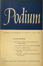 De averechtse verkenning. IN: Podium, juli 1950 - Louis Paul Boon