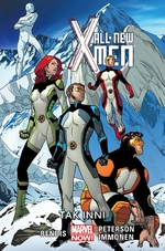 All-new x-men (04): all-different - brian michael (ISBN 9780785188605)