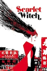 Scarlet witch (02): world of witchcraft - james robinson (ISBN 9780785196839)