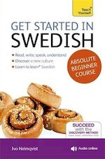 Get started in swedish absolute beginner course (book and audio support)