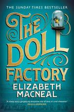 The Doll Factory - Elizabeth Macneal (ISBN 9781529002430)