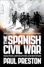 Spanish Civil War - paul preston (ISBN 9780007232079)