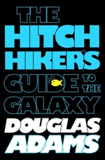 Hithchhiker's guide to the galaxy - douglas adams (ISBN 9780330508117)