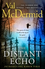 Distant echo - val mcdermid (ISBN 9780008279547)