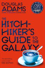 Hitchhiker's guide to the galaxy: 42nd anniversary edition - douglas adams (ISBN 9781529034523)