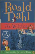 The Witches - Roald Dahl, Quentin Blake (ISBN 9780141322643)