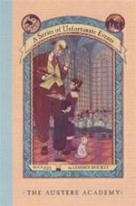The austere academy - Lemony Snicket, Brett Helquist (ISBN 9780064408639)