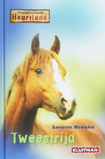 Paardenranch Heartland / Tweestrijd - L. Brooke (ISBN 9789020624359)