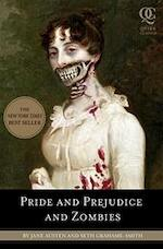 Pride and prejudice and zombies - jane austen (ISBN 9781594743344)