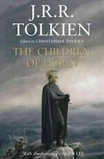 The Children of Hurin - John Ronald Reuel Tolkien, Christopher Tolkien, Alan Lee