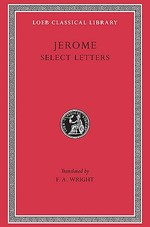 Select Letters L262 (Trans. Wright)(Latin) - St Jerome (ISBN 9780674992887)