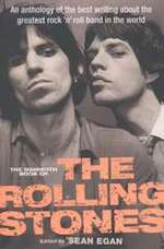 The Mammoth Book of The Rolling Stones - Sean Egan (ISBN 9781780336466)