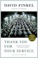 Thank you for your service - David Finkel (ISBN 9789045213736)