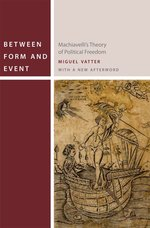Between Form and Event - Miguel Vatter (ISBN 9780823255948)