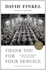 Thank you for your service - David Finkel (ISBN 9789045214733)