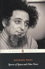 Species of Spaces and Other Pieces - Georges Perec (ISBN 9780141442242)