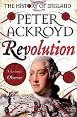 Revolution - peter ackroyd (ISBN 9781509811472)