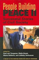 People Building Peace Ii - Paul van Tongeren, European Centre For Conflict Prevention