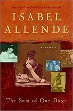 The Sum of Our Days - Isabel Allende (ISBN 9780061551833)