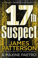 17th Suspect - james patterson (ISBN 9781784753702)