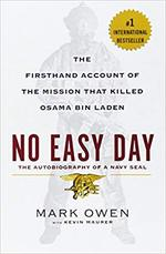 No Easy Day - Mark Owen (ISBN 9780451468901)