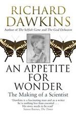 Appetite for Wonder: The Making of a Scientist - Richard Dawkins (ISBN 9780552779050)