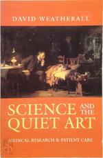 Science and the Quiet Art - D. J. Weatherall (ISBN 9780192628930)