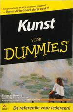 Kunst voor Dummies - Thomas Hoving (ISBN 9789043009218)