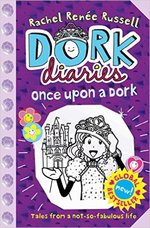 Dork diaries (08): once upon a dork - rachel renee russell (ISBN 9781471143830)