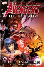 Avengers - The initiative (ISBN 9780785128618)