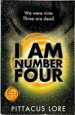 I Am Number Four - Pittacus Lore (ISBN 9780141330860)