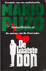 De laatste don - Mario Puzo, Jacques Meerman (ISBN 9789022527375)
