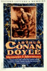 Memories & Adventures - Arthur Conan Doyle (ISBN 0192826395)