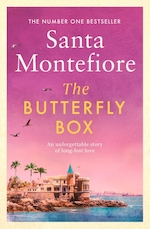 The butterfly box - santa montefiore (ISBN 9781471196454)