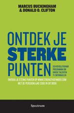 Ontdek je sterke punten - M. Buckingham, Donald O. Clifton (ISBN 9789027426154)