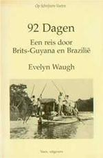 92 dagen - Evelyn Waugh, Gerrit Jan Zwier (ISBN 9789020422559)