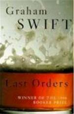 Last orders - Graham Swift (ISBN 9780330345606)