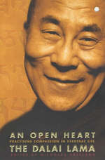 An open heart - Dalai Lama (ISBN 9780340794319)