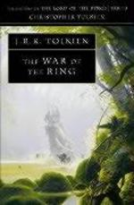 War of the Ring (the History of Middle-Earth, Book 8) - j. r. r. tolkien (ISBN 9780261102231)